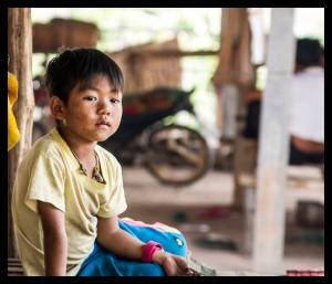chiang mai, karen people, thailand