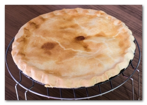 Apple Pie - Halogen Oven3